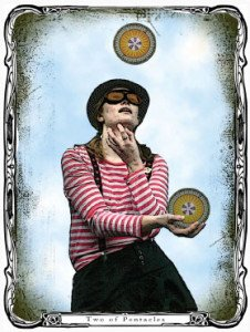 2-of-pentacles